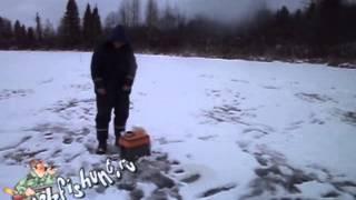 Рыбалка на Бокалде ( Кировская область).