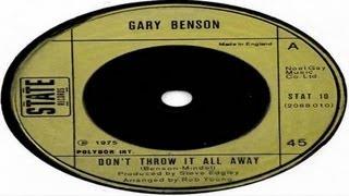 Gary Benson - Don