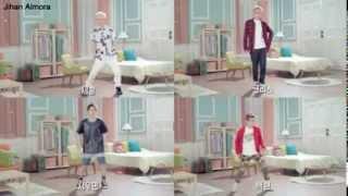 EXO - SKT LTE Dance Battle Full Round