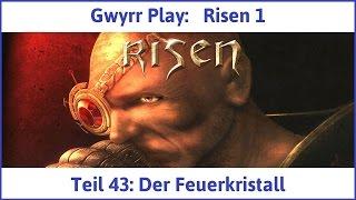 Risen 1 Teil 43: Der Feuerkristall - Let's Play