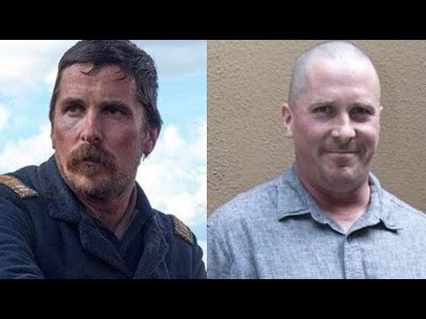 He Did It Again!  Christian Bale Body Transformation