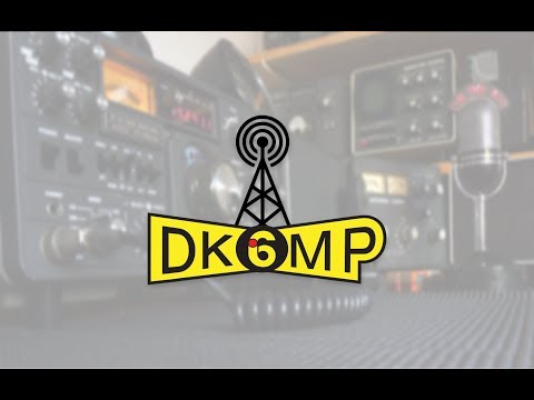 [DK6MP] Der 50€ Portabel Rotary Dipol / The 50$ portable Rotary-Dipole [Draft bad Audio]