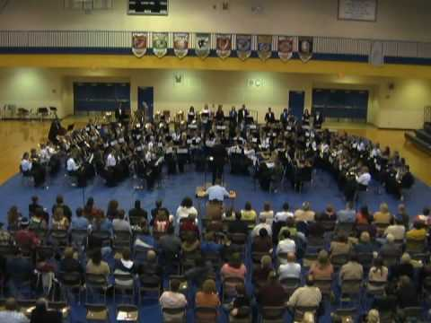 CSAA 2008 HONORS BAND and Morley Stanwood High School