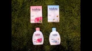 Видео обзор Жидкое мыло для интимной гигиены Malizia