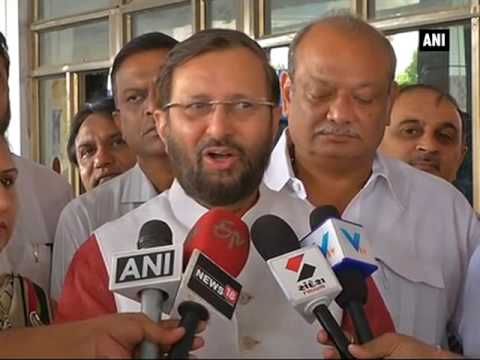 CBSE results will be declared on time, assures Education Minister Javadekar - ANI News