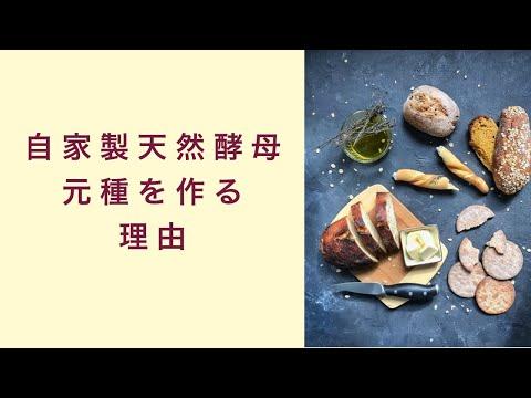 【自家製天然酵母】天然酵母パン作りで元種を作る理由とは フルーツ酵母 自家製天然酵母 パン教室 教室開業 大阪 奈良 東京 名古屋 オンライン講座