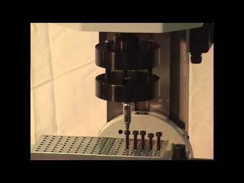 Vibrac Fastener Torque Test System: Test-All II Model 1564