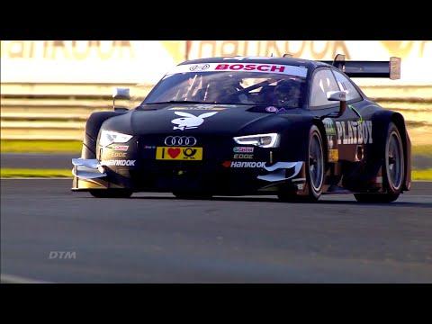 Audi RS 5 DTM Highlights 2014