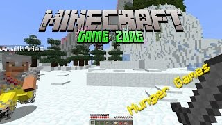 Minecraft - Game Zone - The Emerald Isle - Hunger Games [3] With Cheddar & Bloom
