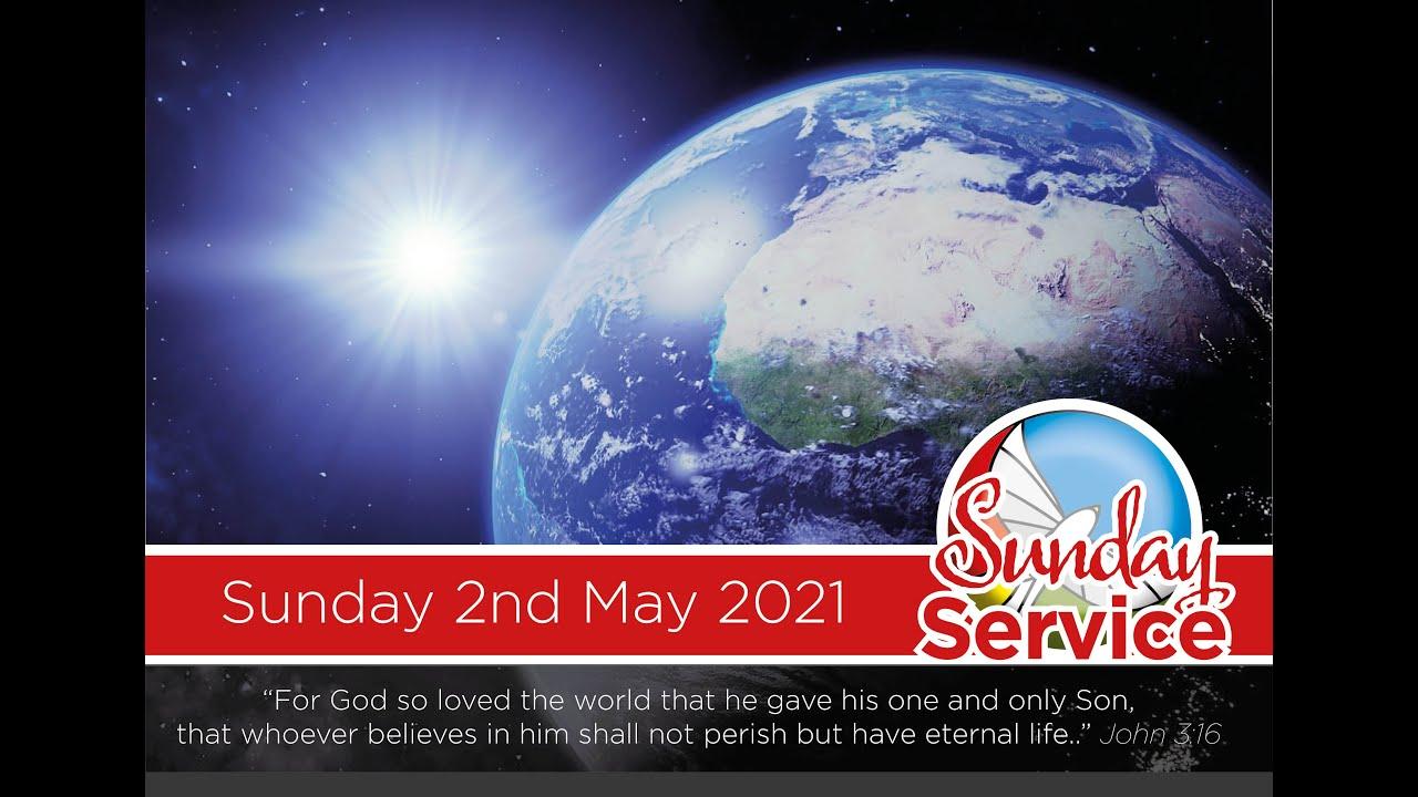 Sunday 2nd May 2021