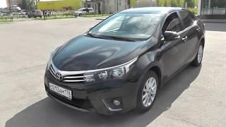Выбираем б\у Toyota Corolla E170 (бюджет 750-800тр)