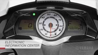 2016 Yamaha FX Cruiser SHO WaveRunners