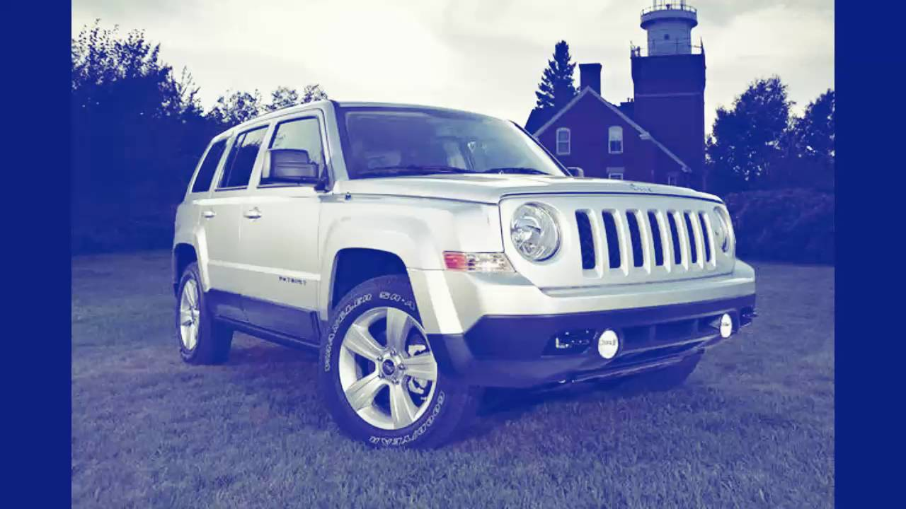 2012 Jeep Patriot Used Car Review | Jeep Patriot Is Available In  Front Wheel Drive