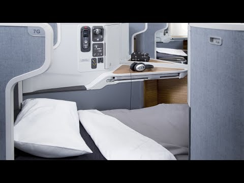 American Airlines Boeing 777-300ER business class Los Angeles to London