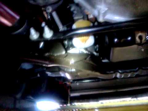 Mustang Fuel Filter 2007 2010 Ford Mustang Gt500 Oil Change Youtube