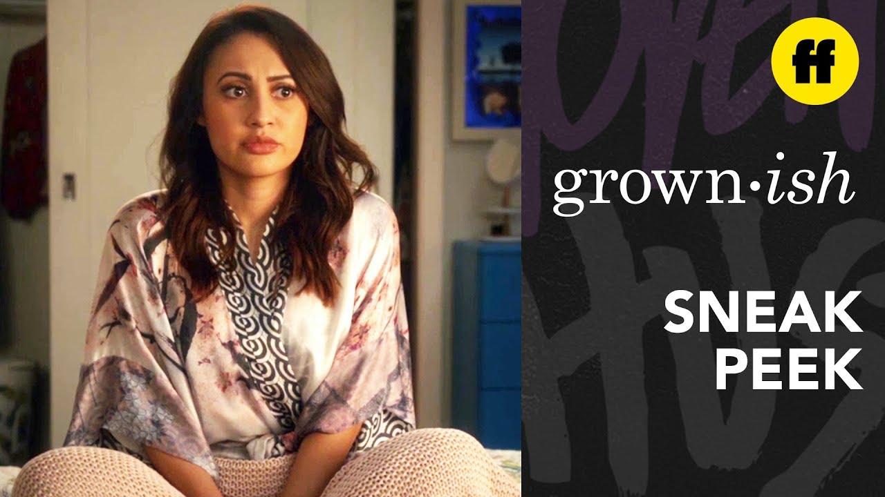 Download grown-ish Season 2, Episode 12 | Sneak Peek: Zoey Won't Talk to Ana | Freeform