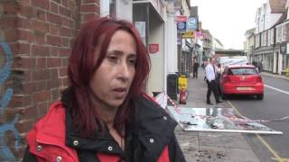 'An appalling attack' – Community unites around victims after arsonists torch eastern European store