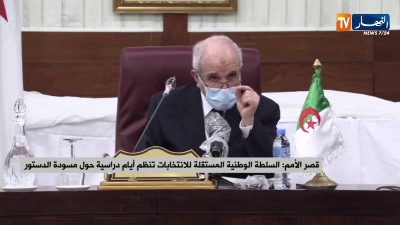 محمد شرفي: يجب أن نفتخر بالجزائر الجديدة بعد ما وصلنا إليه