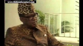 LIBIKI  (Mobutu Sese Seko Kuku Ngbendu Waza Banga)