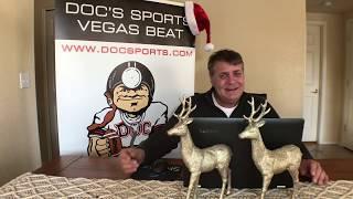 Free NFL Line Report  Week 16 / Tony George - Docs Sports