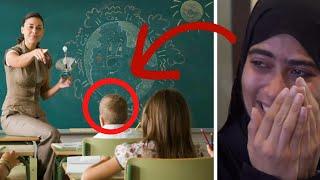 هذا الطفل سأل المعلمة سؤال محرج جدا .. أبكى المعلمة و جميع الطلاب ..وسوف تبكي انت الآن  !!