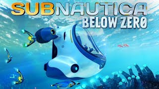 Subnautica Below Zero #06 | Mit der Seebahn zum Sanctuary Zero | Gameplay German Deutsch thumbnail