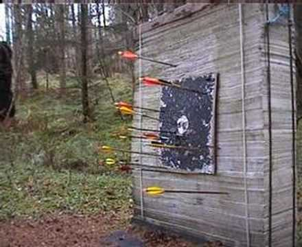 Inverness Field Archery Target 6 Youtube