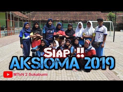 SIAP AKSIOMA 2019 Di MTsN 3 Sukabumi
