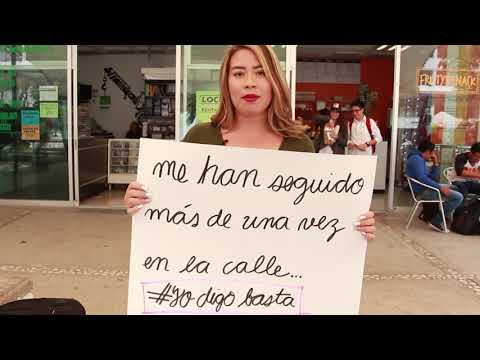Yo digo basta #YoDigoBASTA- Ana Sofía Orellana