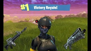 GETTING ANOTHER WIN IN FORTNITE—MUST WACH TO THE END (FORTNITE BATTLE ROYALE)