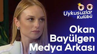 Okan Bayülgen ile Medya Arkası - Uykusuzlar Kulübü 13 Temmuz 2019 - Nilperi Şahinkaya