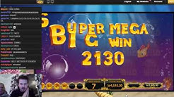 Golden Fish Tank - Super mega big win in a new game