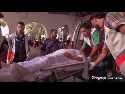 Israeli shelling kills at least 15 in UN Gaza shelter
