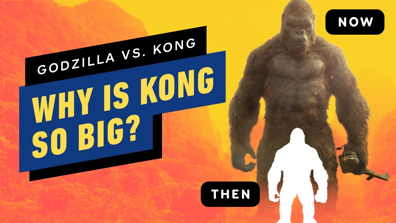 'Godzilla vs. Kong' a whole lot of monster mush