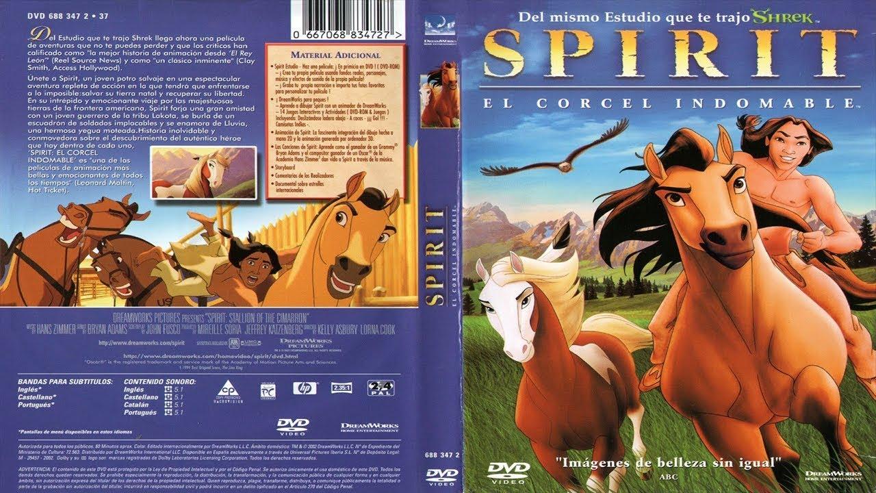 Download Opening Spirit: Stallion Of The Cimarron (2002) DVD