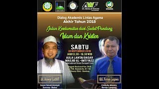 Dialog Islam Kristen   Sahabat Yamima