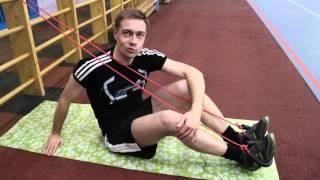 Тренажёр Master Slimmer и Дмитрий Сильнов