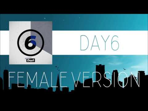 DAY6 - Say Wow [FEMALE VERSION]