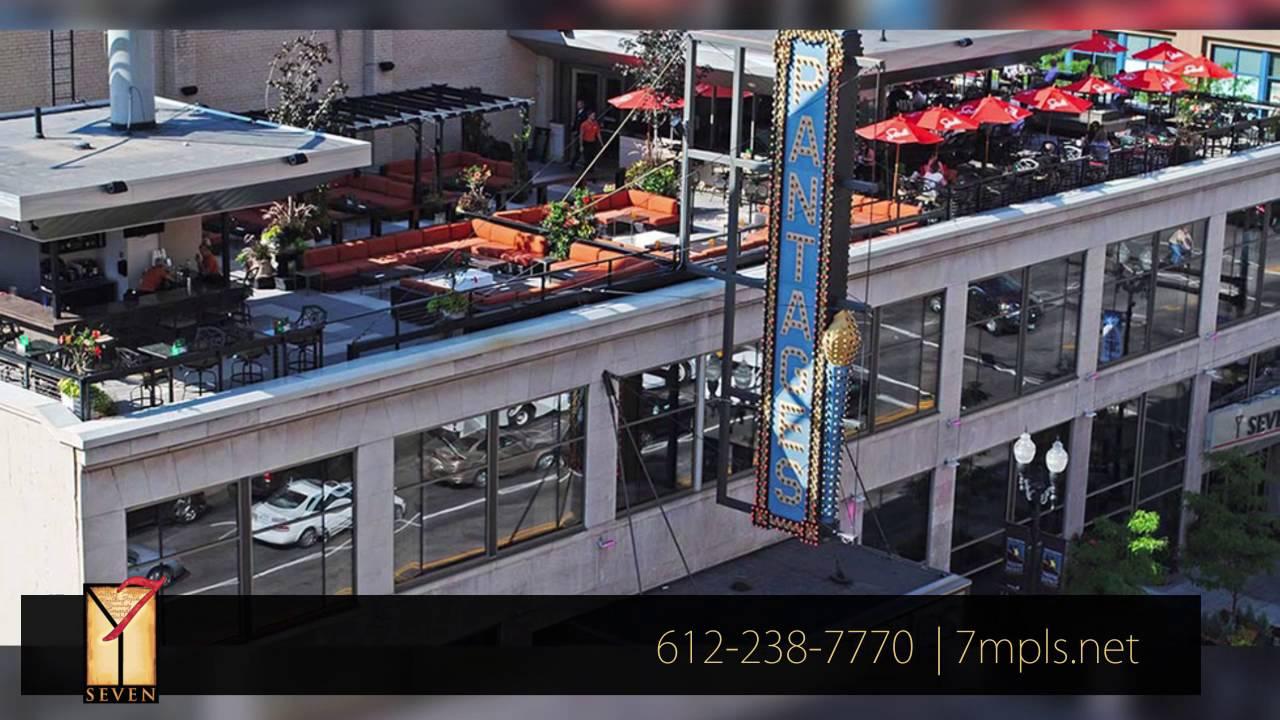7 Steakhouse Sky Lounge Restaurants In Minneapolis Youtube