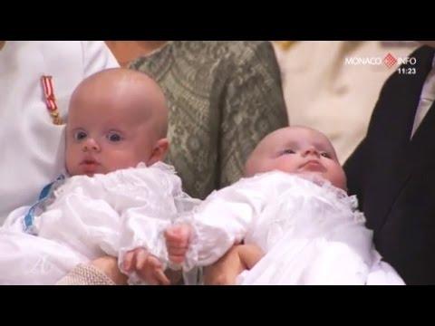 Prince Jacques and Princess Gabriella of Monaco, 10. 5. 2015