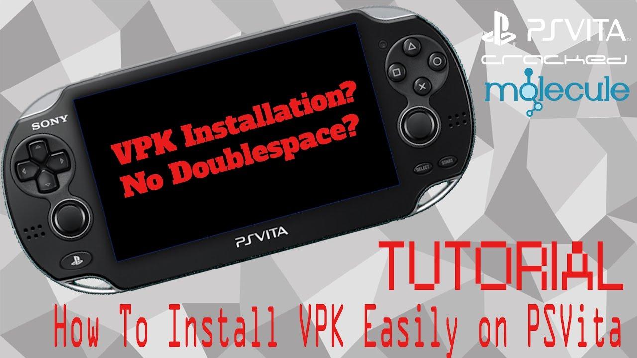 Tutorial - Cara Mudah dan Cepat Install VPK di PSVita (Tanpa DoubleSpace)  by STFU Gaming!