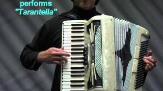"Italian Accordion ""Tarantella"""