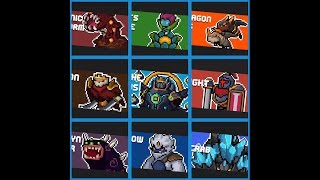 ALL BOSSES IN SOUL KNIGHT!!!
