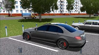 Mercedes-AMG E63 S City Car Driving 1.5.4