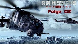 Lass dich ins Ziel lenken | Folge 2 | Air Missions: HIND | Let´s Play