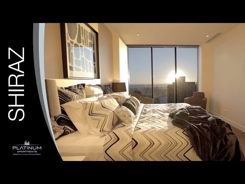 Shiraz // Luxury Melbourne CBD Accommodation - Platinum Apartments