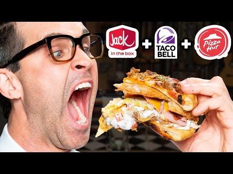 Supreme Fast Food Items Challenge