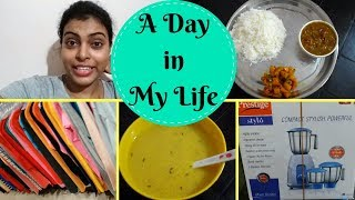 A Day in My Life Vlog || My Breakfast to Dinner Routine || Buying New Mixer Grinder | makeUbeautiful
