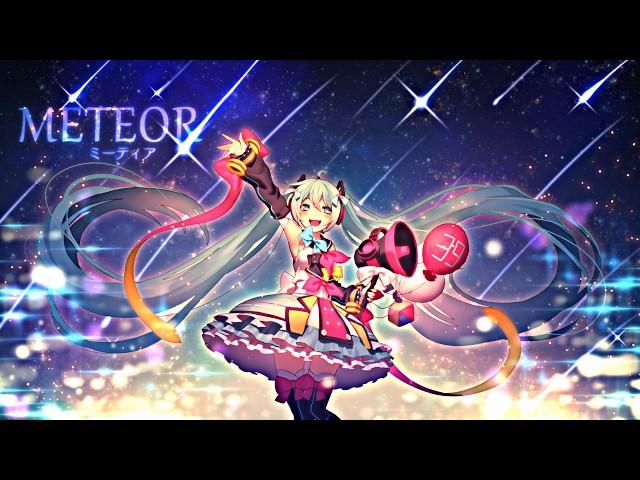 METEOR / DIVELA feat.初音ミク
