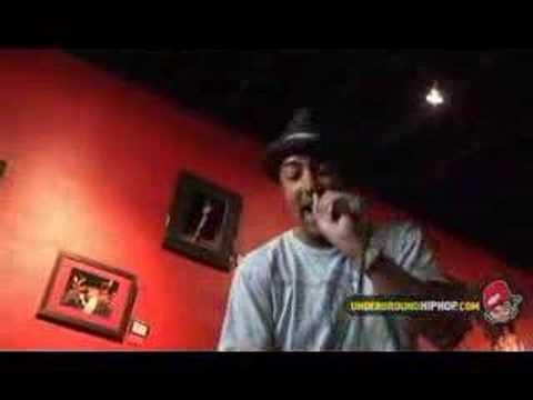 Pigeon John - 'Identity Crisis (Live At SXSW 2007)'
